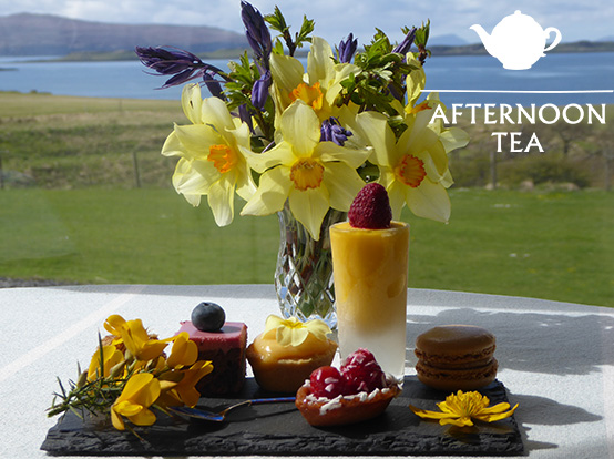 waternish farm skye afternoon tea