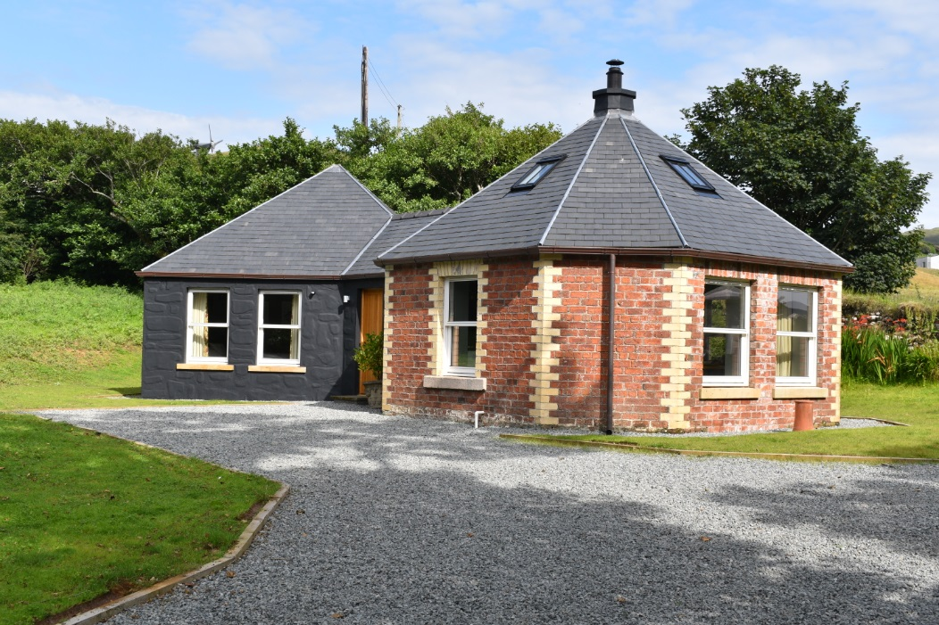 The Gate Lodge summer